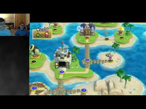 New Super Mario Bros  Wii with Chodnazoop part 4