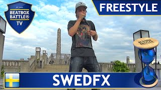 SwedFX from Sweden - Freestyle - Beatbox Battle TV