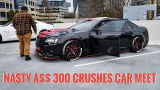 This Heavily Modified Chrysler 300s Is Louder Than A Hellcat : ATL Love