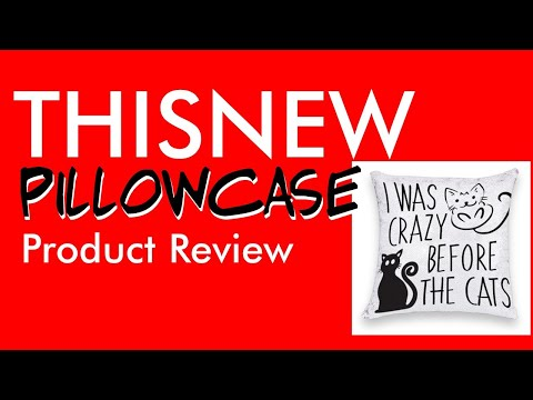THIS NEW PILLOWCASE Product Review (Print on Demand)