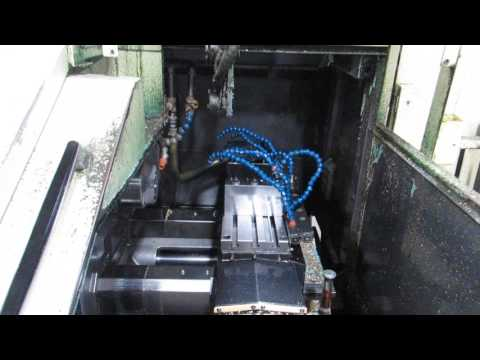 Wasino LG-7 CNC Gang Lathe with Robotic Load / Unload For Sale At Machinesused.com