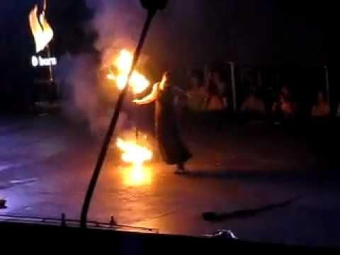 Kiev Fire Fest 2011 – Scotland, Megan Claire Pike