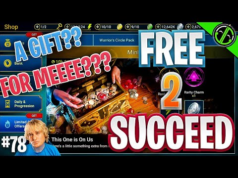 Get Your Free Lil Plarium Gifts Bruh. Also, Ice Golem Tournie Grinding | Free 2 Succeed - EPISODE 78