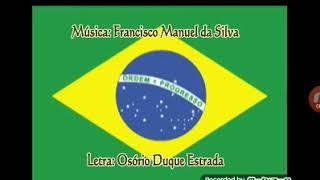 Hino nacional Brasileiro - ( CANTADO e To Sing )