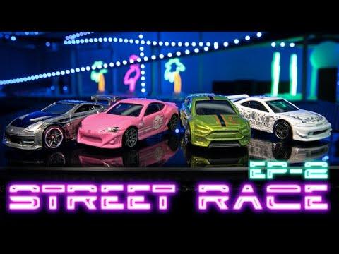 Underground DieCast Racing