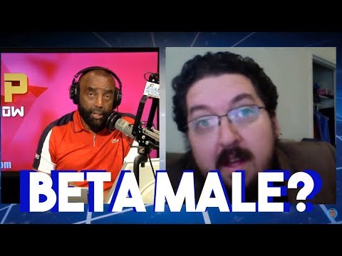Ben Burgis Debates Jesse Lee Peterson (beta male?)