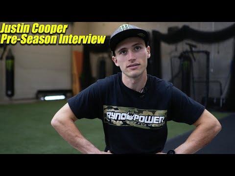 Justin Cooper Pre-Supercross Season Interview - Motocross Action Magazine