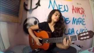 Eu te devoro by Djavan cover by Malu Sousa