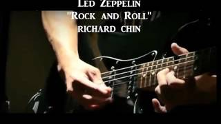 "Led Zeppelin ""Rock and Roll"" - live cover"