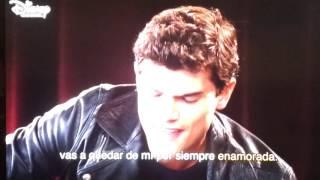 Diego Dominguez #Violetta canta Yo soy asi