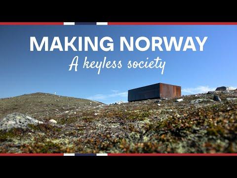 A Keyless Society   Making Norway: Part 3
