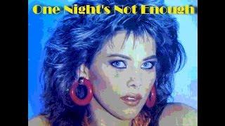 C.C. Catch - One Night's Not Enough (PeKa Fan Video)