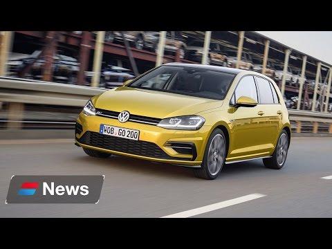 New 2017 Volkswagen Golf