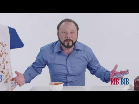 Rib Bib Infomerical - Dance Version