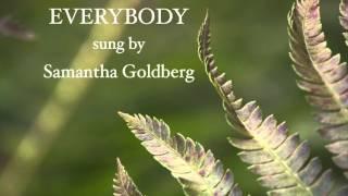 Everybody - Cover by Samantha Goldberg