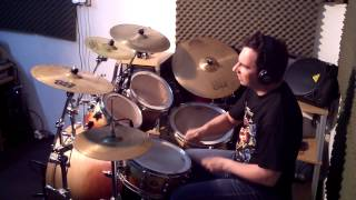 AC/DC - Highway to Hell (Drum cover by AX)