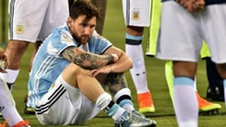 Lionel Messi: Argentina forward retires from international football