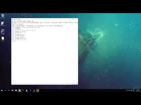 Tutoriale Video Python nr. 9 despre slicing in traducere feliere