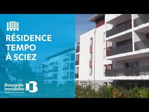 Résidence Tempo à Sciez - Bouygues Immobilier
