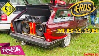 2 Eros MB 2.2K - Tocando MC Don Juan - Amar, Amei