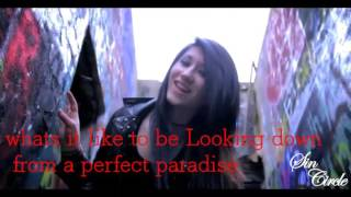 Desdemona - Perfect Paradise ( Lyrics On Screen )