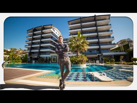 Современная восточная сказка  — недвижимость в Турции, новые квартиры в Алании