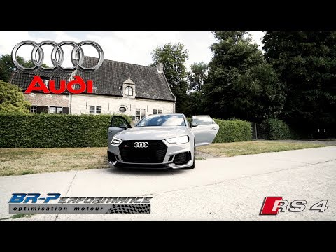 Audi RS4 B9 CRIMINALLY FAST By BR-Performance
