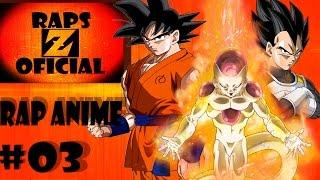 Rap Do filme O Renascimento de Freeza (dragon  ball z)-Rap Anime 03