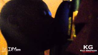 Lil Dmann - Truth prod by Qmann #BME #BMMG - In The Studio