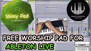 Free Worship Pad|Ableton Live| No plugins required|Download Free