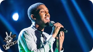 Theo Llewellyn performs 'Sweet Love' - The Voice UK 2016: Blind Auditions 6