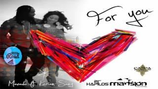 Mavado Ft. Karian Sang - For You (Official Audio)
