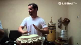 A influência africana na música brasileira