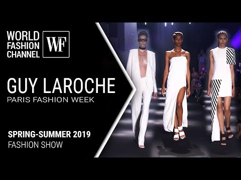 Guy Laroche | spring-summer 2019 Paris fashion week