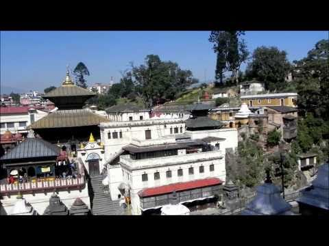 A Walk Around Pashupatinath in Kathmandu, Nepal
