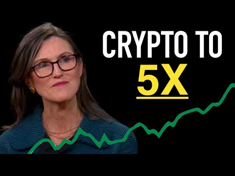 Crypto to 5X – Says Cathie Wood  Ark Invest! – Investing Made Simple – Nathan Sloan