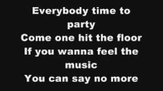 Big Ali Hit The Floor Lyrics