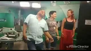 Fernanda Kanno y Alan Diez se unieron a la fiebre del Scooby Doo Papa