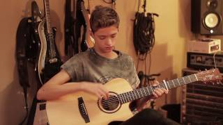 KYGO FT. KODALINE - Raging Cover | Josh Brough