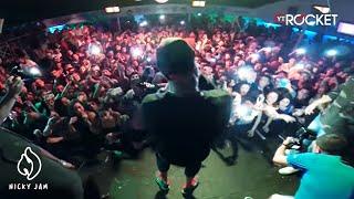Nicky Jam - Travesuras Live Chile 2014 | Reggaeton Nuevo 2014