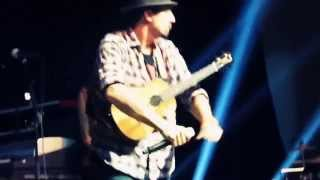 Jason Mraz & Raining Jane - Bust A Move (cover) - Colden Auditorium 09.19.14
