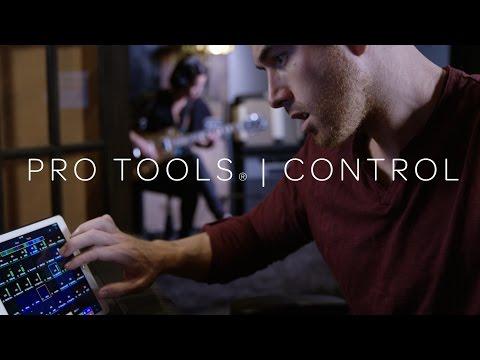 Introducing Pro Tools | Control