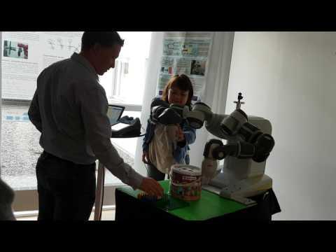 Robot After Work