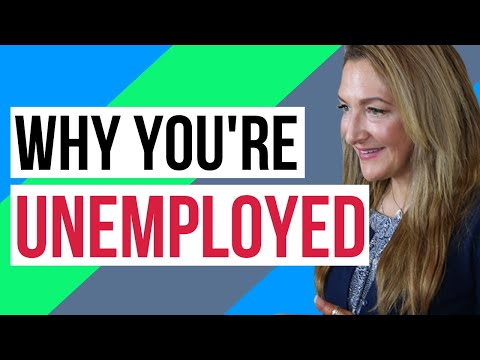 5 Reasons You're (Still) Unemployed photo