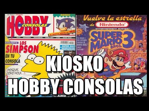HOBBY CONSOLAS NUMERO UNO