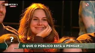 """""""O Que o Público Está a Pensar"""" - Luís Filipe Borges - 5 Para a Meia Noite"""