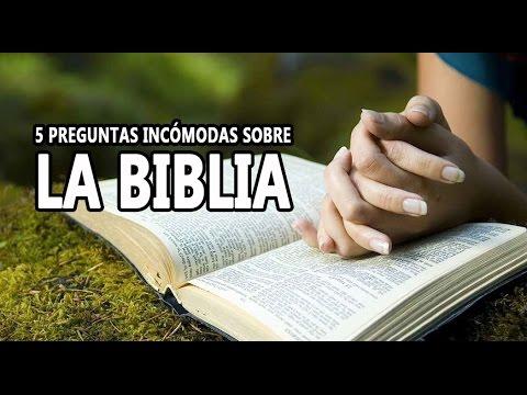 5 preguntas incómodas sobre La Biblia