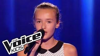 The Voice Kids 2016 | Lauviah – Est-ce que tu m'aimes ? (Maître Gims) | Blind Audition