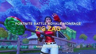 """Zig Zag"" A Fortnite Battle Royale Montage"