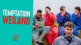 Temptation Weiland (met Rick Brandsteder) // Qmusic